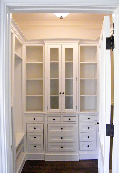 Custom Cabinetry and Closets