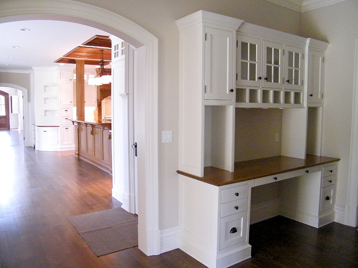 Custom Designed Pantries